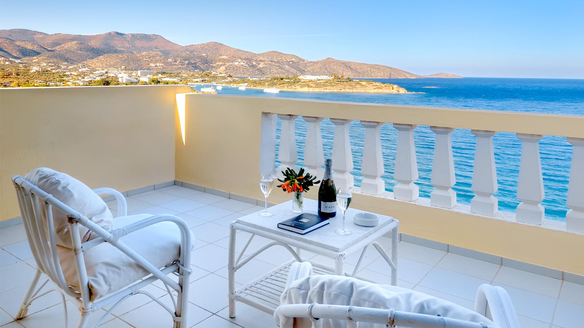 Dimare balcony view